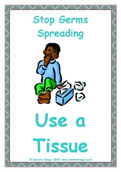 Use a Tissue