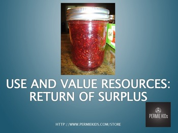 Science: Resources, Reduce, Reuse, Recycle (Transdiscplinary and Differentiated)