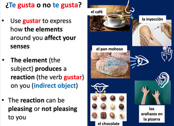 Use of GUSTAR in Spanish Explained in Depth - Spain Cultural Connection