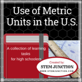 Use of Metric Units in the U.S. Collection