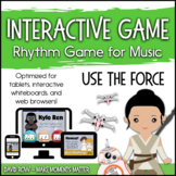 Interactive PDF - Use the Force Space-themed Rhythm Game