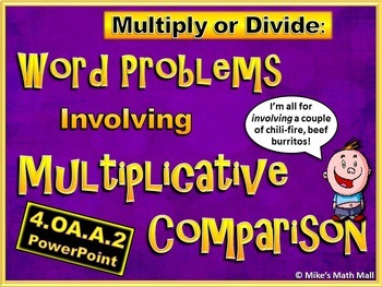 Use the Four Operations with Whole Numbers (PowerPoint Pack)