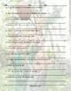Used To-Would Always Scrambled Sentences Worksheet