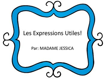 Useful Expressions in French
