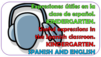 Useful Expressions in the Spanish Classroom (1). Power Poi