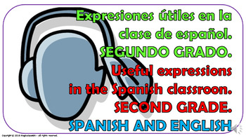 Useful Expressions in the Spanish Classroom (3). Power Point Presentation.