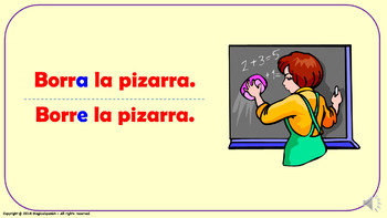 Useful Expressions in the Spanish Classroom (5). Power Point Presentation.