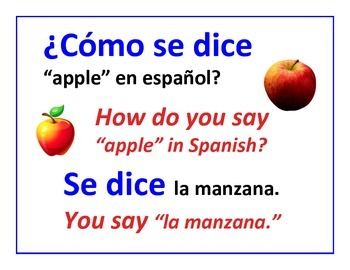 bilingual spanish useful spanish phrases for the classroom