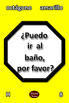 Useful Spanish expressions for class Posters - Profile B