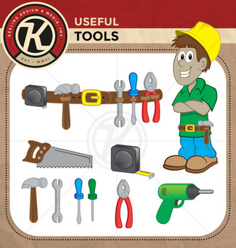 Useful Tools - Digital Graphics Pack
