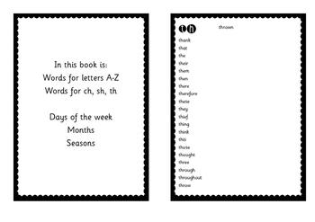 Useful word book
