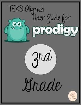 User Guide for Prodigy Math App 3rd Grade