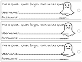 Username & Password Bookmark - ghost