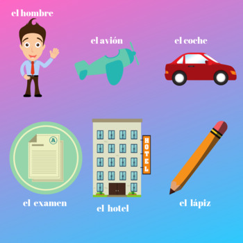 Uses and Rules for the Definite Article- The-  In spanish