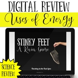 Uses of Energy Review Game Stinky Feet
