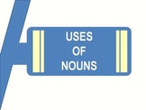Uses of Nouns PPT