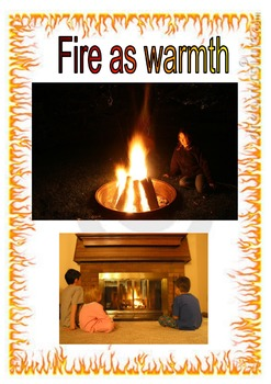 Uses of fire posters