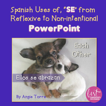 Spanish Uses of Se from Reflexive to Non-intentional