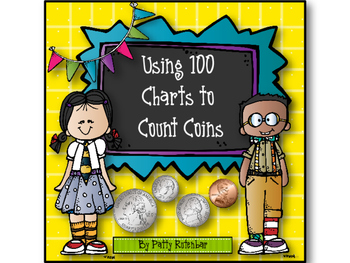Using 100 Charts to Count Coins