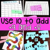 Make 10 to Add (+9 & +8)