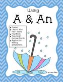 Using A & An