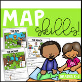 Using A Map!