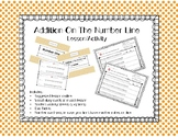 Using A Number Line to Add: Lesson/Activity