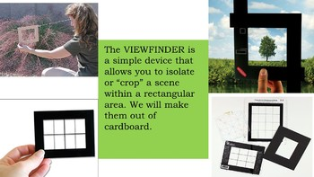 Using A Viewfinder