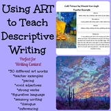 Using ART to Teach Descriptive Narrative Writing Unit Infe