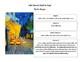 Using ART to teach Descriptive Writing Unit Inferences Lit