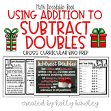 Using Addition to Subtract Doubles {A Math Decodable Book}