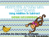 Using Addition to Subtract - Fact Families