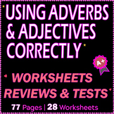 Using Adjectives and Adverbs Correctly | Modifiers | Works