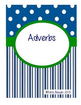 Using Adverbs