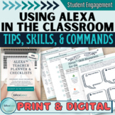 Using Alexa in the Classroom for Instruction, Student Learning, and Assessment