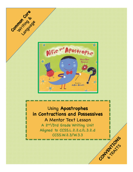 Using Apostrophes in Contractions & Possessives:  6 Traits