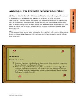 Understanding Archetypes in Literature