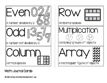 Using Arrays for Foundations of Multiplication