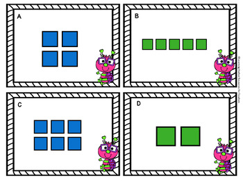 Using Arrays to Write Addition and Multiplication Sentences
