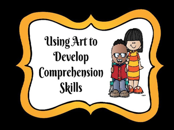 Using Art to Develop Comprehension Skills