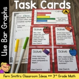 Using Bar Graphs Task Cards