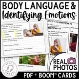 Using Body Language to Identify Emotion