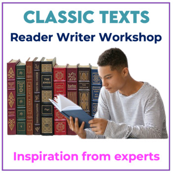 Using Classic Texts as Inspiration for Creative Writing