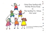 Using Close Reading with Favorite Picture Books
