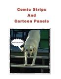 Using Comic Strips and Cartoon Panels