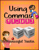 Using Commas Center - FREE