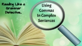 Using Commas in Complex Sentences with Subordinating Conjunctions AAAWWUBBIS