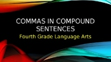 Using Commas in Compound Sentences - Reteach Lesson