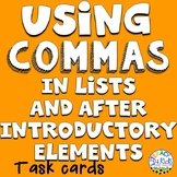 Using Commas in Lists and after Introductory Elements