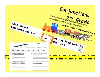 Using Conjunctions